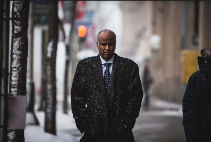 Immigration Minister, Ahmed Hussen, travel ban, refugees, Donald Trump