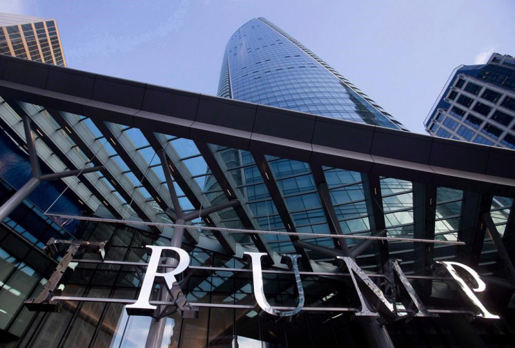 Trump hotel gears up for its official opening in Vancouver