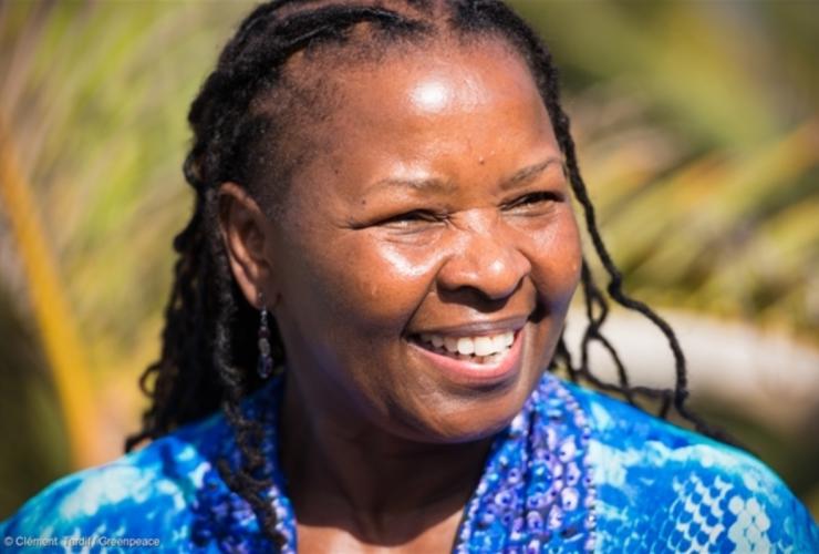 Njeri Kabeberi, Greenpeace Africa, Kenya, human rights