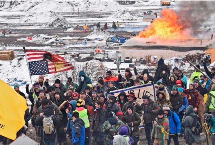 Dakota Access pipeline, North Dakota, Standing Rock