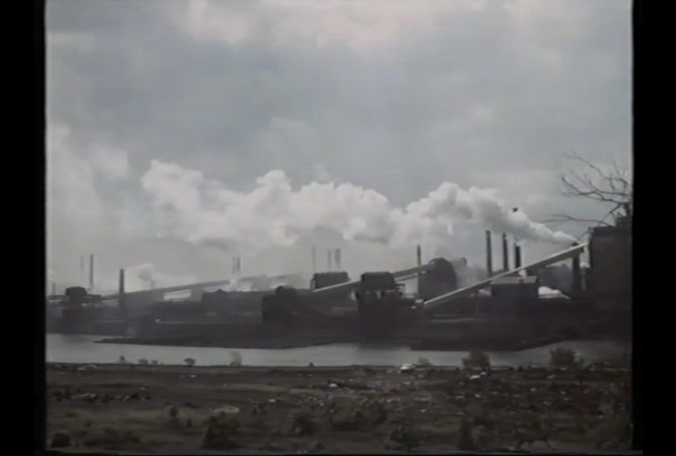 Shell, Climate change, 1991, Video, Film