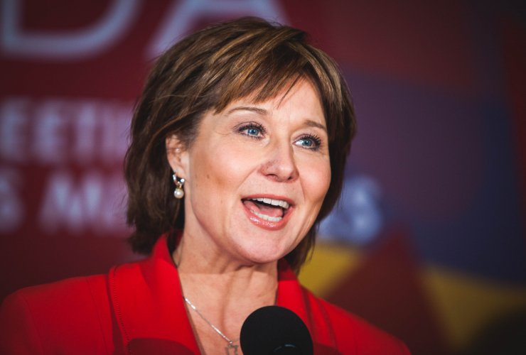 Christy Clark, Ottawa, climate change, British Columbia