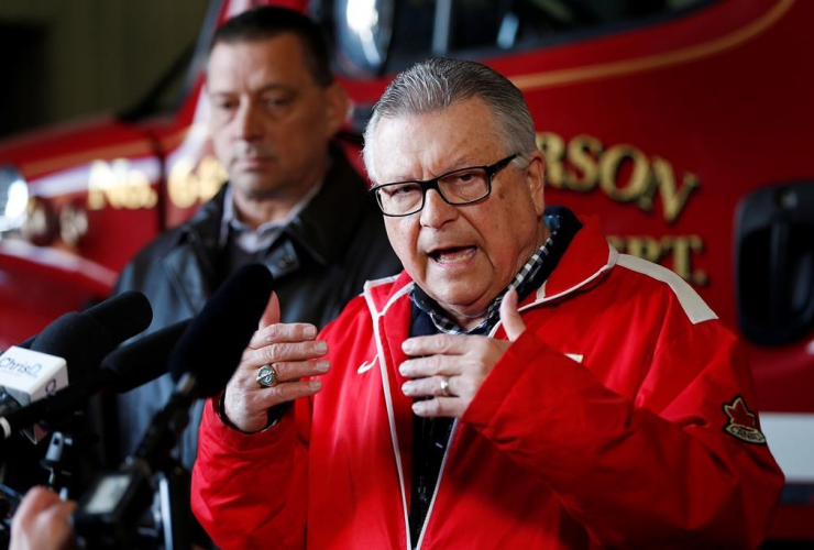 Ralph Goodale, Minister of Public Safety and Emergency Preparedness