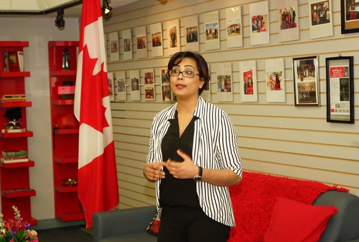 Iqra Khalid, Islamophobia, Liberal MP, Toronto, Muslims, Canada