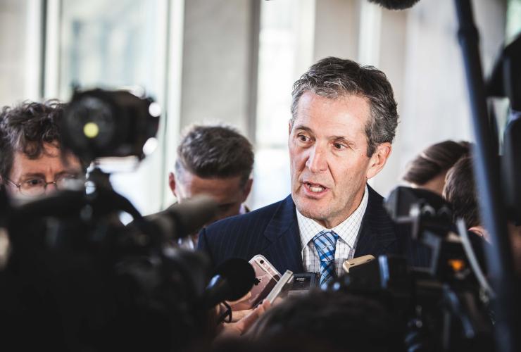 Brian Pallister, Manitoba, Ottawa, climate change