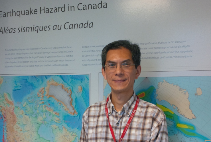 Honn Kao, Natural Resources Canada, earthquakes, fracking