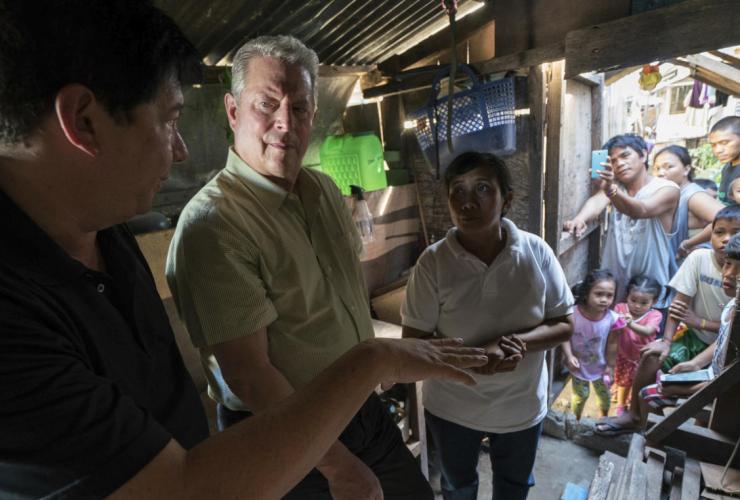 Al Gore, climate change, An Inconvenient Truth, An Inconvenient Sequel, Sundance FIlm Festival