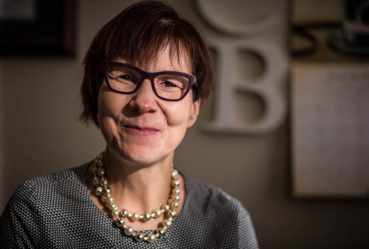 Cindy Blackstock, Ottawa, Indigenous