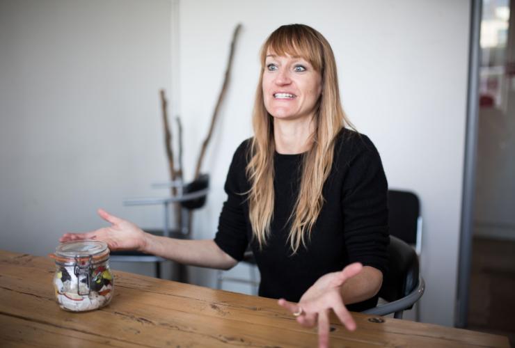 Béa Johnson, Zero Waste Home, zero-waste, clean living