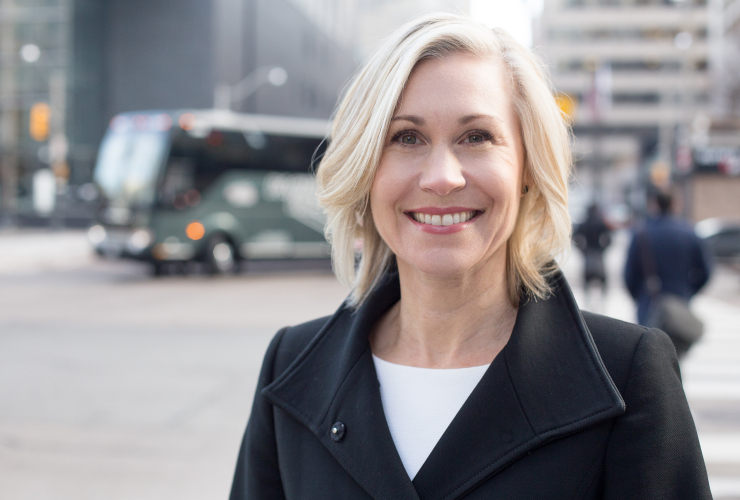 Toronto chief planner Jennifer Keesmaat. Photo by Emily D Photography.