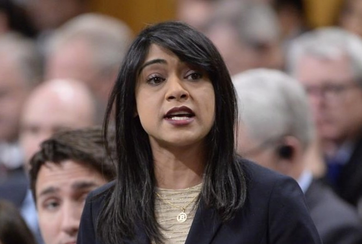 Bardish Chagger, Liberal House leader, House of Commons, reforms