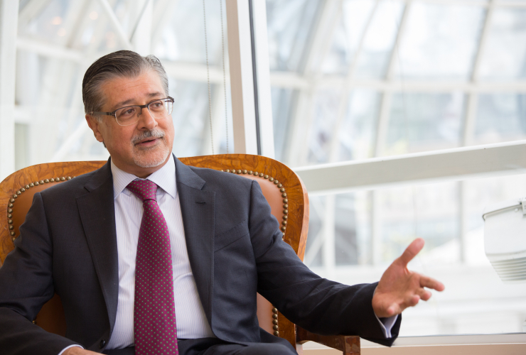 IRENA, Vancouver, Adnan Amin, renewables, International Renewable Energy Agency