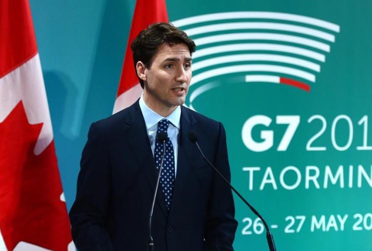 Justin Trudeau, G7, Canada, Donald Trump