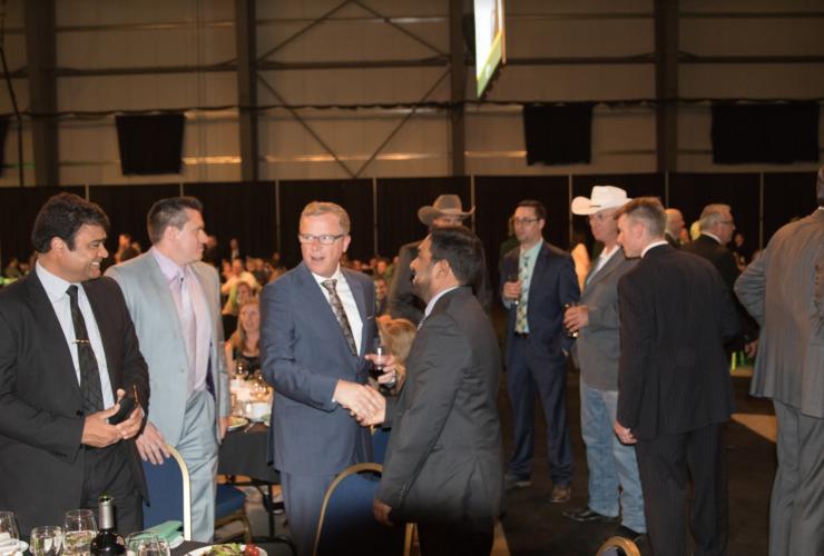 Brad Wall, Saskatchewan Party, fundraiser, cash-for-access