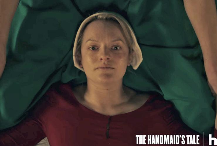 Hulu, The Handmaid's Tale, Margaret Atwood, Elisabeth Moss