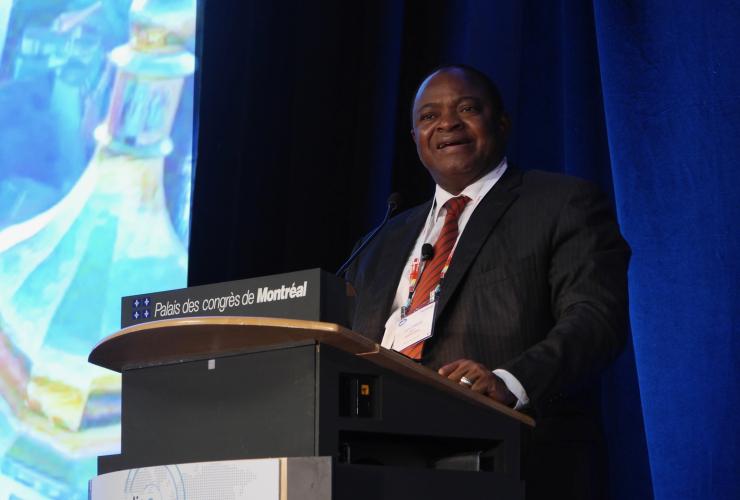 mayor, Bamako, Mali, Adama Sangaré