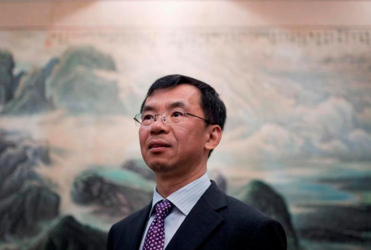 Lu Shaye, Ambassador, China, Canada
