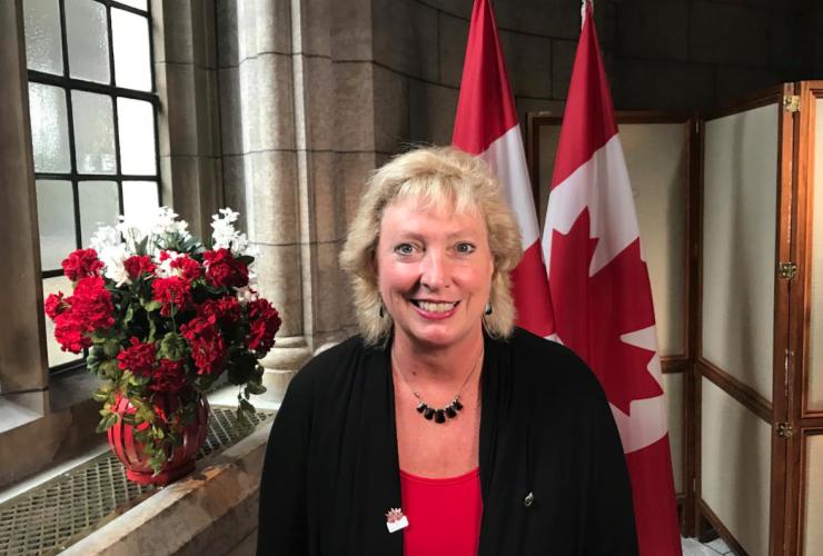 Marilyn Gladu, Conservative MP, science critic, Sarnia-Lambton