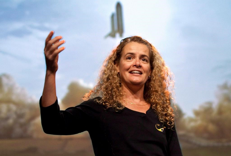 Canadian astronaut, Julie Payette, mission, International Space Station, space shuttle, Longueuil