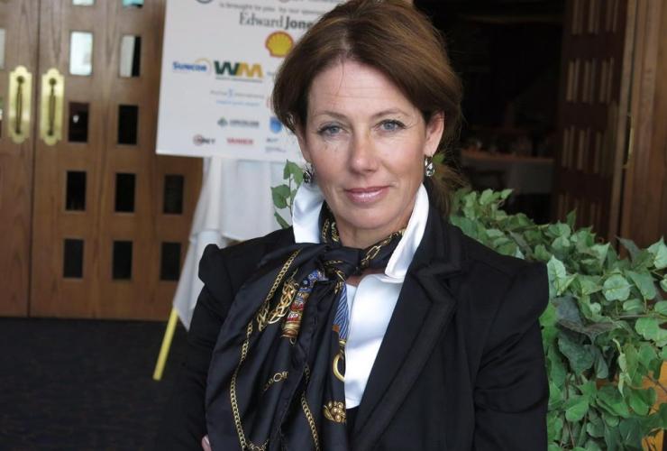 Angela Mondou, Canada Company, military veterans, workforce, job creation, Calgary
