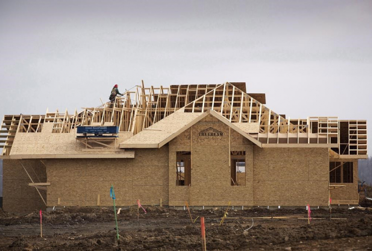 Builders, work, new home, Beacon Hills, wildfires, Fort McMurray,
