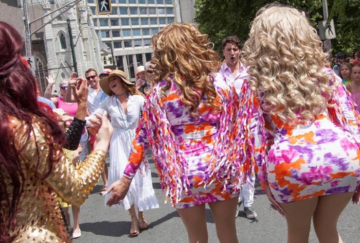 halifax, pride parade, Justin Trudeau