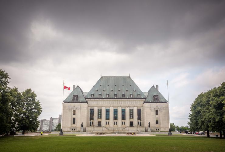 Supreme Court of Canada, SCC, Ottawa, Justice