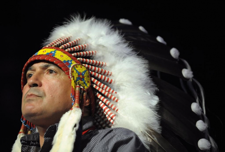 Assembly of First Nations National Chief Perry Bellegarde, Assembly of First Nations, annual general meeting, Regina,