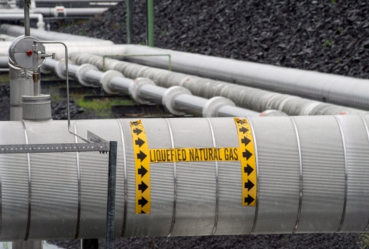 Liquified natural gas, LNG, LNG in BC,