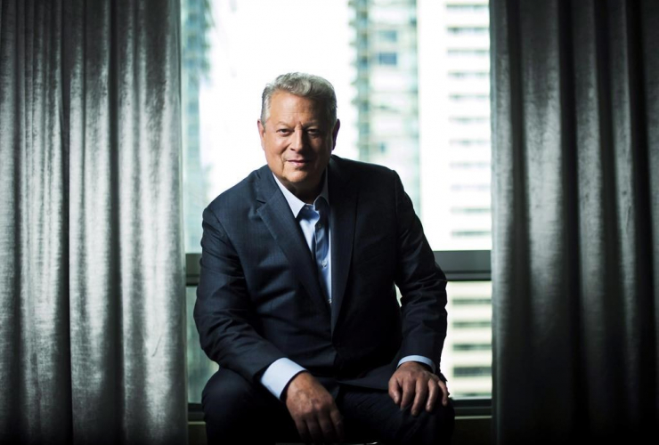 Al Gore, An Inconvenient Sequel, Truth to Power, global warming, climate change, Toronto