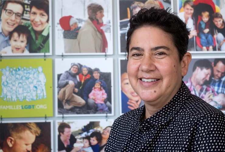 Mona Greenbaum, executive director, LGBT Family Coalition,
