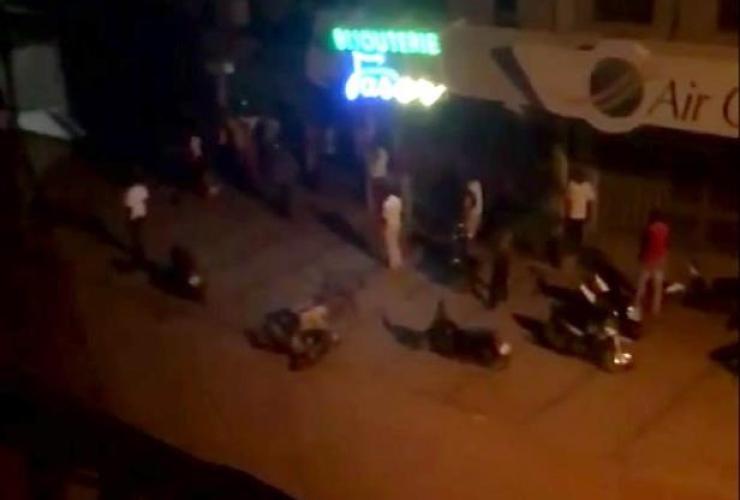 Turkish restaurant, attack, Ouagadougou