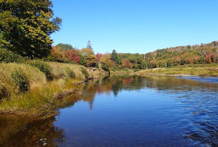 St. Mary's River, Mitchells Pool, N.S., The Nova Scotia Nature Trust