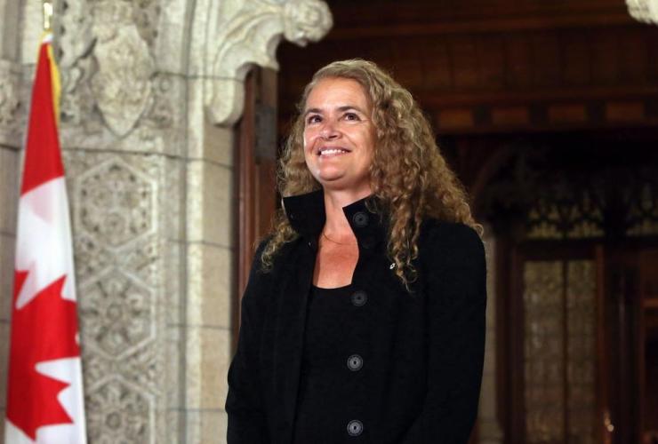 Julie Payette, Parliament Hill, Ottawa, governor-general designate,