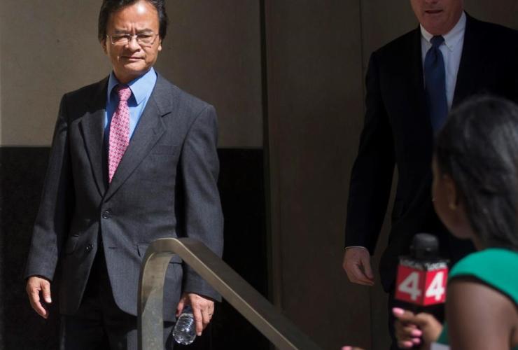 Volkswagen engineer, James Robert Liang, Detroit, emissions cheating scandal