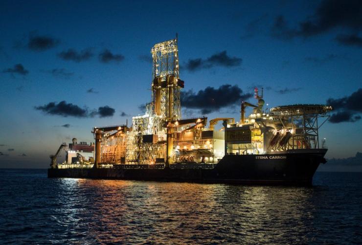 ExxonMobile, Exxon, drill ship, Guyana, Payara-2 well
