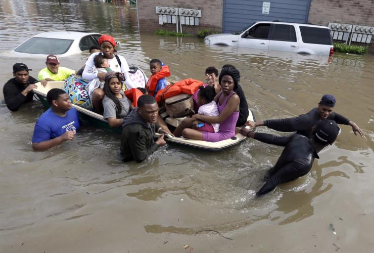 Houston, floods, flooding, Texas, evacuation