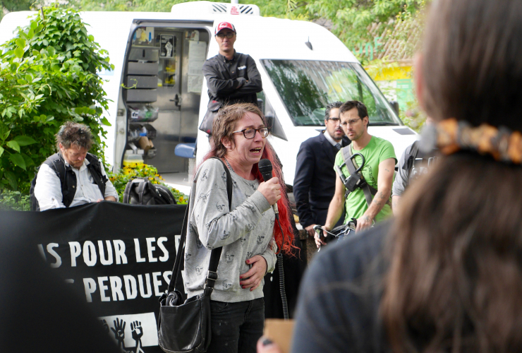opioid crisis, Montreal, Quebec, fentanyl