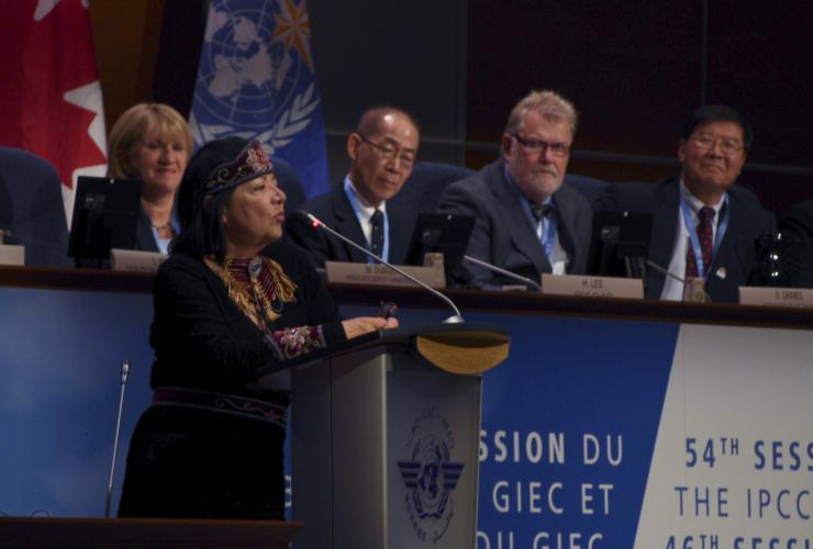 IPCC, Montreal, climate change