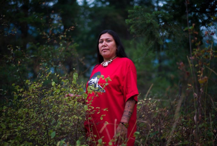 Kinder Morgan, TransMountain, pipelines, Indigenous resistance