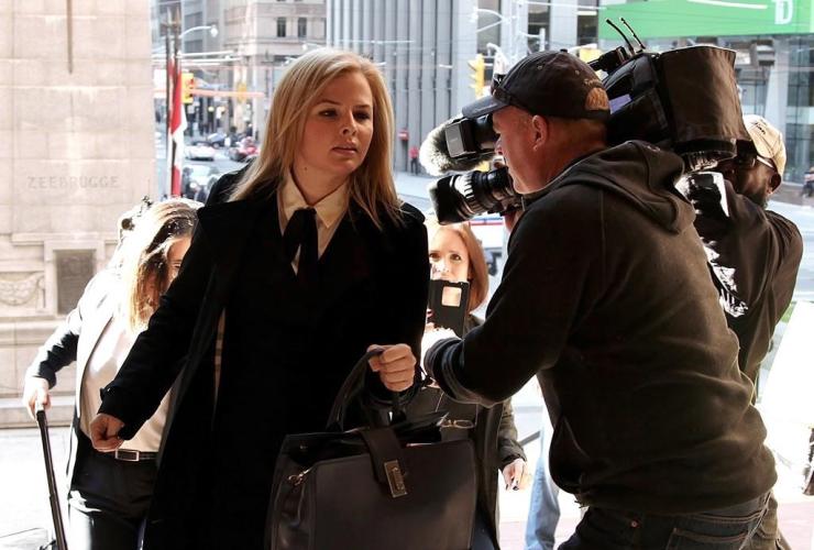 Laura Miller, Ontario premier, Dalton McGuinty, court, Toronto