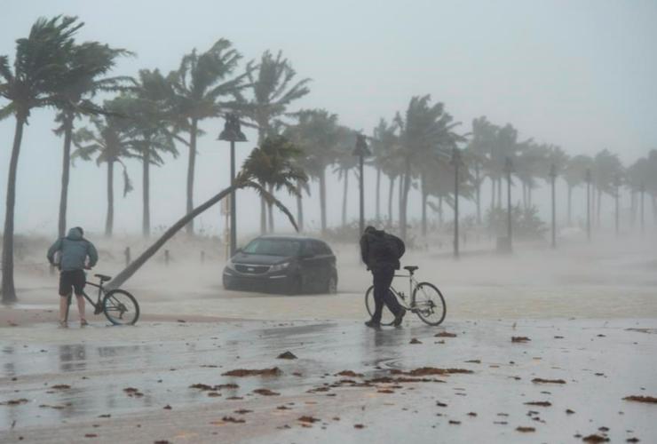 Florida, Fort Lauderdale, Hurricane Irma, Irma