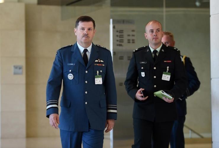 Lt. Gen. Pierre St-Amanda, Canada, North Korea, missile, nuclear war