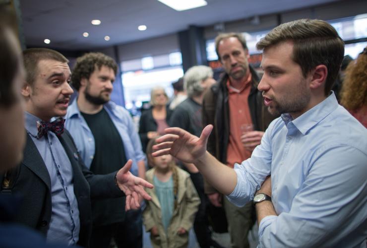 Gabriel Nadeau-Dubois, Québec Solidaire, Quebec, politics