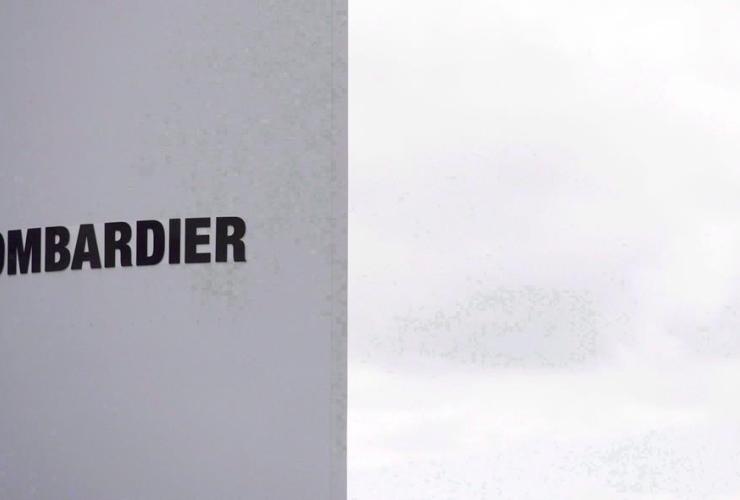 Bombardier plant, Montreal,