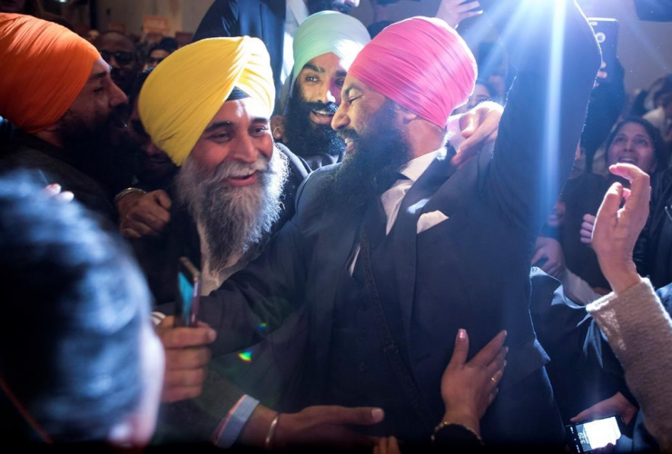 Jagmeet Singh, NDP, Toronto, New Democratic Party of Canada