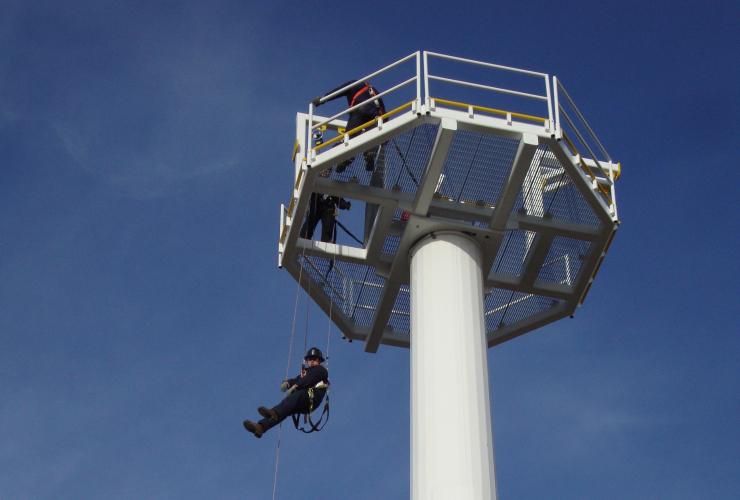 Lethbridge College wind turbine technician program