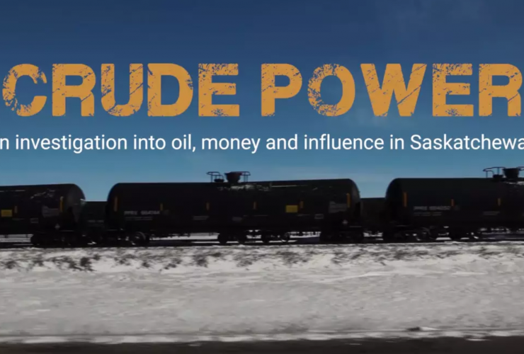 Crude Power, University of Regina, School of Journalism, The Price of Oil