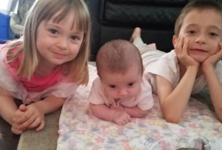 Jack Skrt, Emily, Leah,