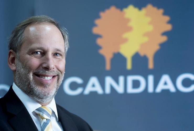 Candiac Mayor Normand Dyotte, Candiac,